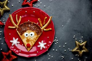 Vervroegde kerstviering op De Klimroos