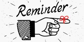 Reminder: vrijwillige ouderbijdrage 2020/2021