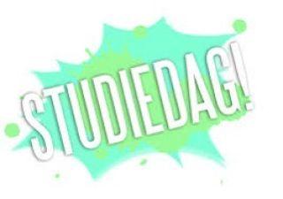 Reminder: maandag a.s. studiedag
